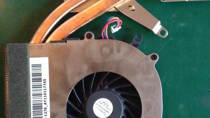 Radiator Sony Vaio VPCEA4S1E