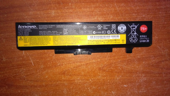 Baterie Lenovo E530