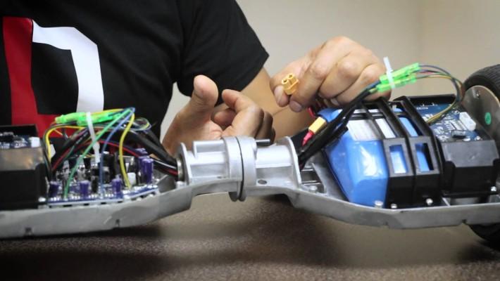 Reparatii hoverboard | Service hoverboard